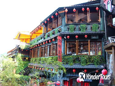 Yehliu, Jiufen and Shifen Day Tour