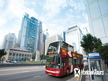 Big Bus Hong Kong Hop-On Hop-Off Tour