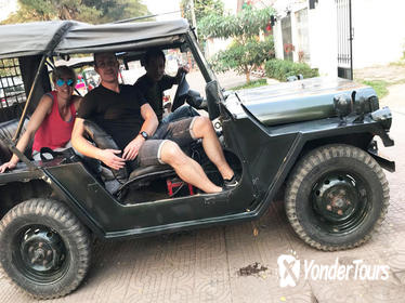 Siem Reap Jeep tour - The Afternoon Drive