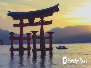 Take a spectacular cruise to the World Heritage site Itsukushima Shrine