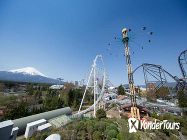 Viator Exclusive: Fuji-Q Highland Afternoon Pass Ticket and Meal Coupon