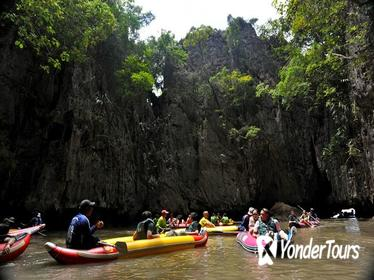 James Bond Island, Phang Nga Bay Full-day Tour with Lunch & Sea Canoeing