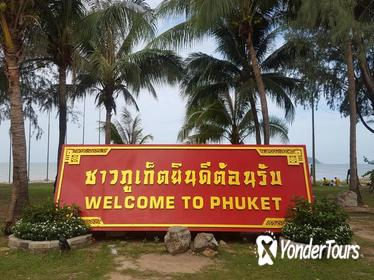 Full day Tuk-Tuk tour - Phuket Old Town and the South East