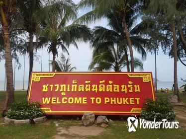 Full day Scooter tour - Phuket Old Town and the South East
