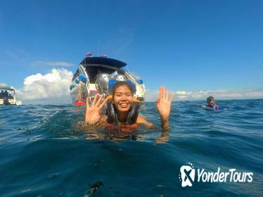 Tin Adventure Sea Tour to 4 Islands & Emerald Cave from Koh Lanta