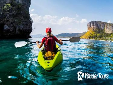 Sea Kayaking at Ao Thalane Bay From Krabi