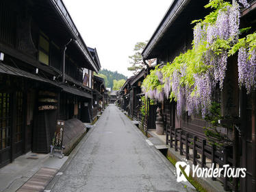 Multi-Day Tour from Osaka, Kyoto to Shirakawago, Hida Takayama, Kenrokuen