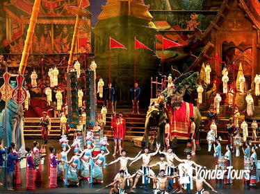 Bangkok Siam Niramit Show Admission Ticket