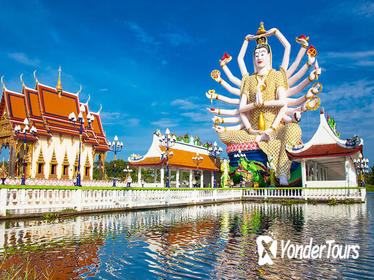 Koh Samui: Round-the-Island Sightseeing Tour