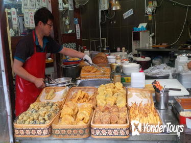 Street Food Tour of Gwangjang Market