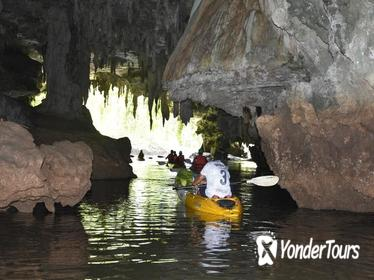 Half-Day Sea Cave Kayaking Adventure at Bor Thor in Krabi