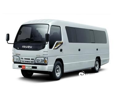 Private Mini Bus Car Rental Yogyakarta with English Speaking Driver