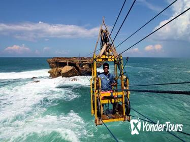 Jomblang Cave & Beach Tour with Gondola to Timang Island
