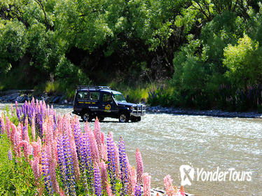 Wakatipu Wine Charter Off-Road 4X4 Adventure from Queenstown