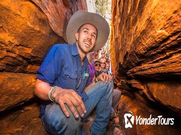3-Day Red Centre Camping Safari from Alice Springs or Ayers Rock Including Kings Canyon