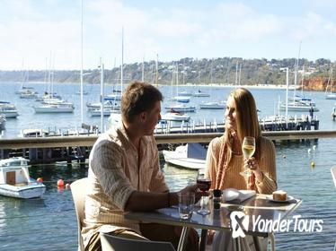 Mornington Peninsula & Phillip Island Boutique-Style Tour with Gourmet Local Produce & Waterfront Lunch