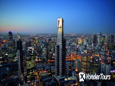 Melbourne Attraction Pass: Melbourne Aquarium and Eureka Skydeck 88