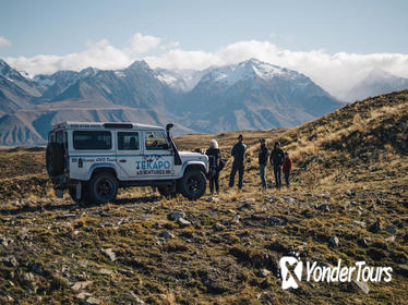 Scenic 4WD Tour Lake Tekapo Backcountry