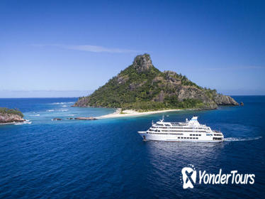 3-Night Fiji Island Cruise: Mamanuca and Southern Yasawa Islands