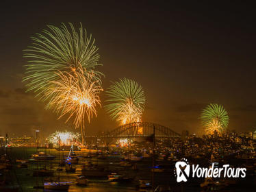 Sydney Harbour New Year's Eve Tall Ship Dinner Cruise