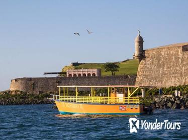 Narrated Sunset Boat Tour of San Juan
