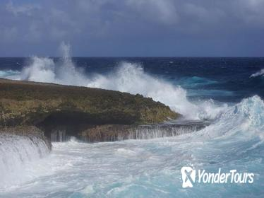 Breath of Curacao and Shete Boka Natural Park Jeep Tour