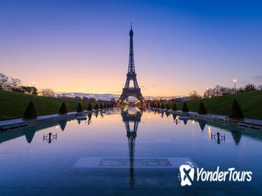 Skip the Line: Eiffel Tower Tour by Night