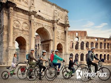 Rome City Bike Tour with Dutch-Speaking Guide (with optional E-bike)