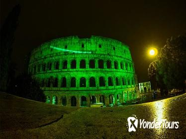 Self-Guided Irish Pubs in Rome Experience & Colosseum Ticket