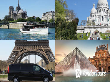 2-Day Paris Package Including City Tour, Louvre Tour and Seine River Cruise