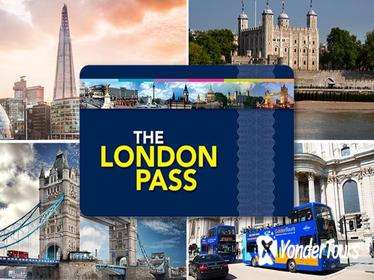 London Pass Including Hop-On Hop-Off Bus Tour and Entry to Over 80 Attractions