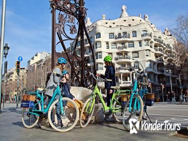 GAUDÍ E-BIKE TOUR BARCELONA