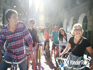 Gaudi Bike Tour with Skip-the-Line Sagrada Familia Ticket