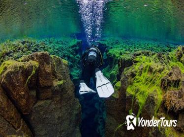 Diving in Silfra Fissure - Day Trip to Thingvellir National Park from Reykjavik