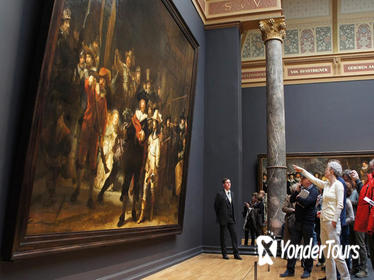 Skip-the-Line and Semi-Private Guided Tour: Rijksmuseum Amsterdam