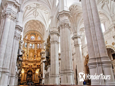 Granada Combo: Granada Walking Tour Including Cathedral and Royal Chapel