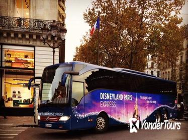 Disneyland Paris Express Shuttle with Admission Tickets