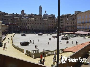 Palio de Siena: Balcony Access for World's Oldest Horse Race