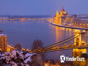 Christmas Danube River Cruise with Dinner or Winetasting