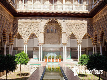 Alcazar of Seville Skip-the-Line Afternoon Tour