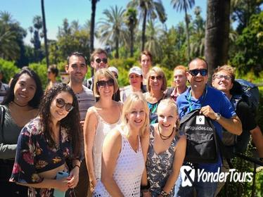 BEAT THE QUEUE! ALCAZAR OF SEVILLE TOUR!
