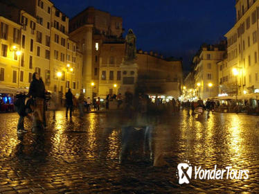 The Rome ghost tour, the original since 2004