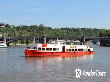 Prague Vltava River Sightseeing Cruise