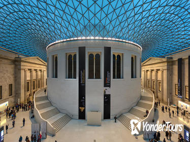 Private Guided Tour: British Museum & Westminster City Center