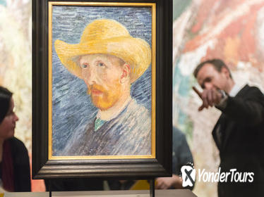 Footsteps of Van Gogh Walking Tour Including Skip the Line Van Gogh Museum