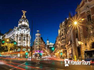 Madrid Walking Tour at Night with Optional Flamenco Show