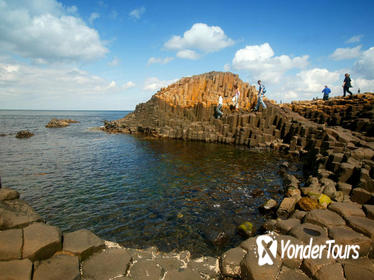 Belfast Shore Excursion: Giant's Causeway Tour Including Belfast City Tour
