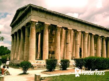 Private Full Day Tour: Essential Athens Highlights plus Kifissia District