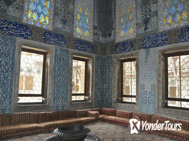 Skip the Line: Topkapi Palace Including Süleymaniye Mosque and Ceramics Workshop in Istanbul
