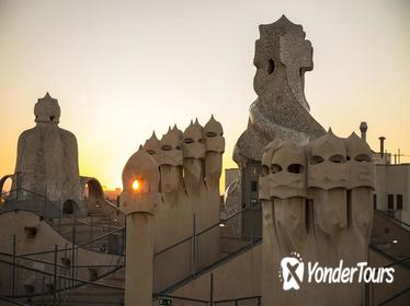 Early Access:The Awakening of La Pedrera Small-Group Tour